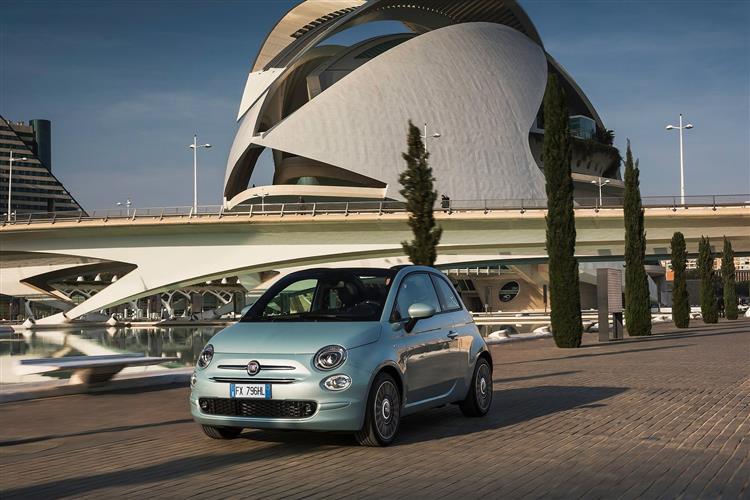 Fiat 500 1.2 LNGE LEASE Offer Depst £139+vat Payment £139+v image 4