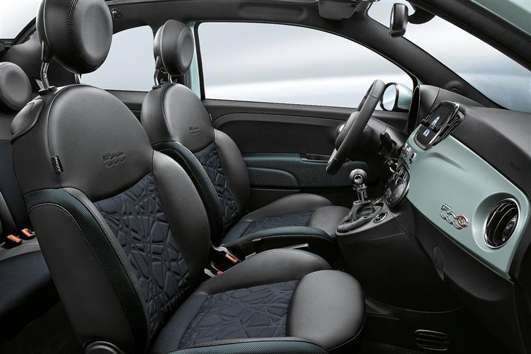 Fiat 500 1.2 LNGE LEASE Offer Depst £139+vat Payment £139+v image 6
