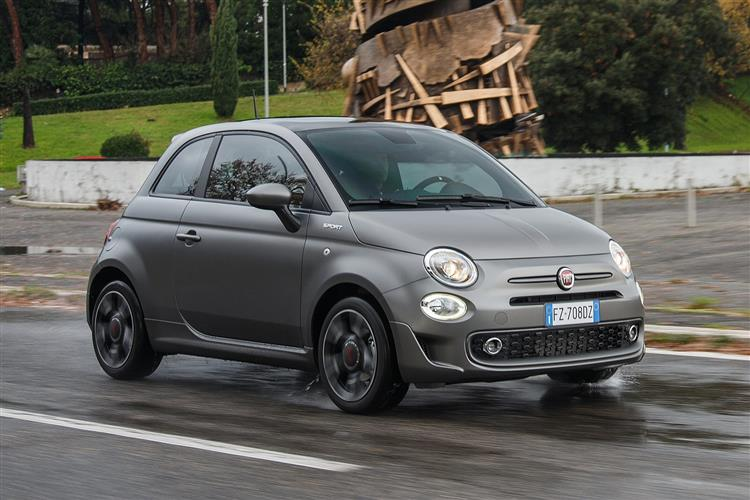 Fiat New 500-e 70kW Action 24kWh 3dr Auto image 3