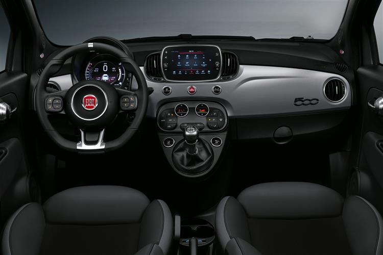 Fiat New 500-e 70kW Action 24kWh 3dr Auto image 5