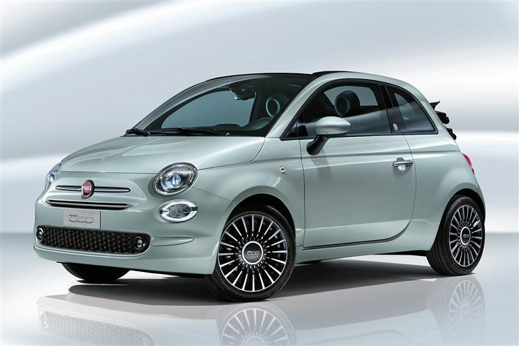 Fiat 500 500C - 1.2 Lounge 2dr image 3