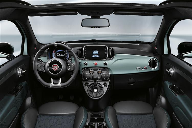 Fiat 500 500C - 1.2 Lounge 2dr image 5