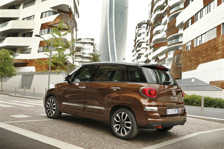 Fiat 500L Cross Look S7 1.4 95hp start stop image 8