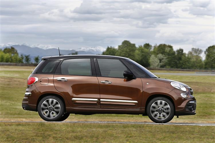 Fiat 500L Cross Look S7 1.4 95hp start stop image 10