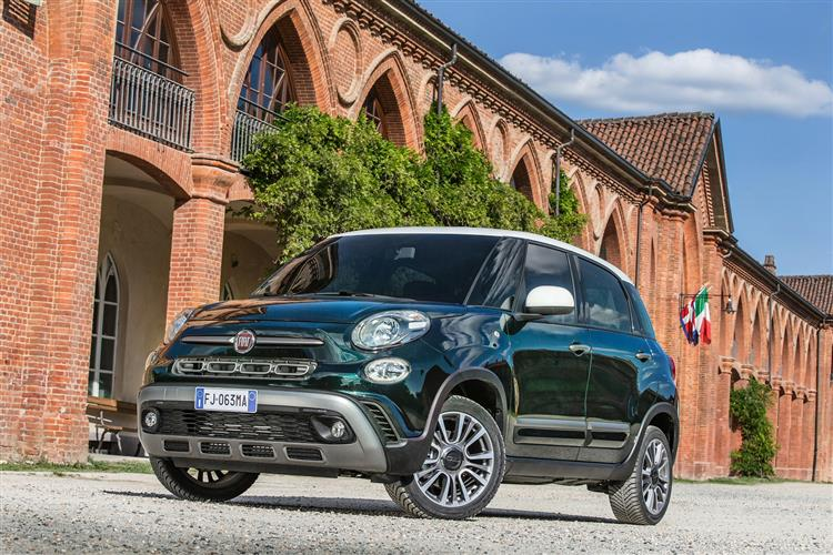 Fiat 500L Cross Look S7 1.4 95hp start stop image 11