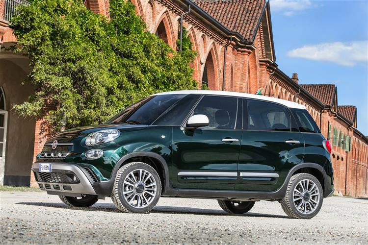 Fiat 500L Cross Look S7 1.4 95hp start stop image 12