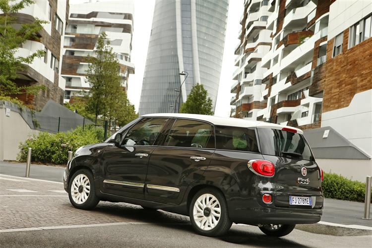 Fiat 500L Cross Look S7 1.4 95hp start stop image 13
