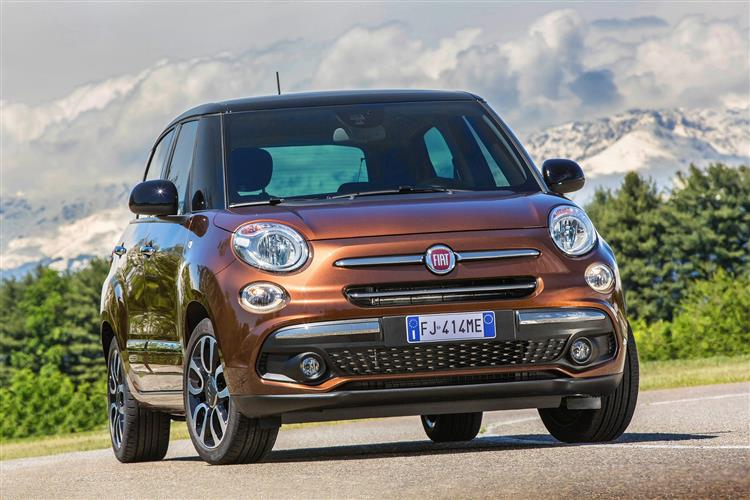 Fiat 500L Cross Look S7 1.4 95hp start stop image 14