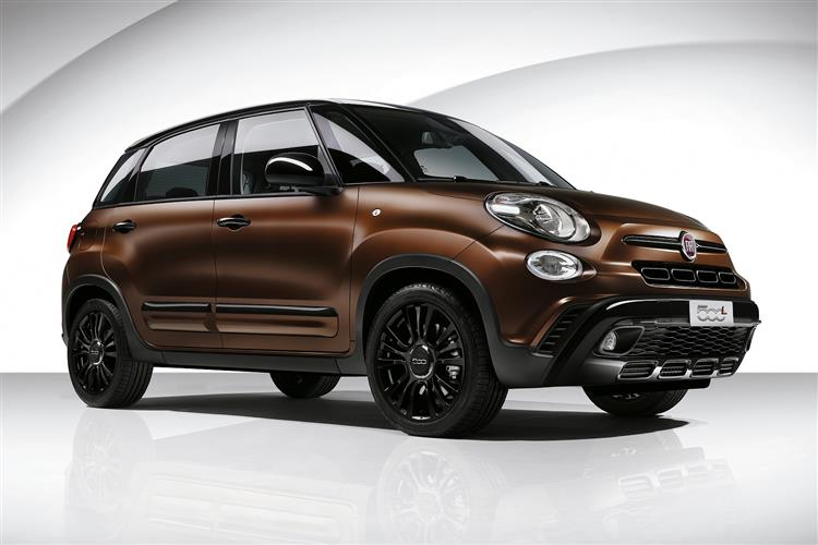 Fiat 500L Cross Look S7 1.4 95hp start stop image 3
