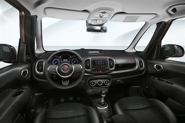 Fiat 500L Cross Look S7 1.4 95hp start stop image 6