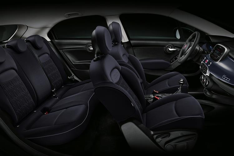 Fiat 500X 1.0 Cross Plus 5dr image 4
