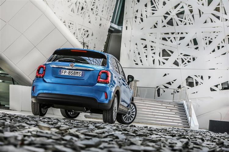 Fiat 500X Cross Plus FireFly Turbo 1.3 DCT Auto 5dr image 1 thumbnail