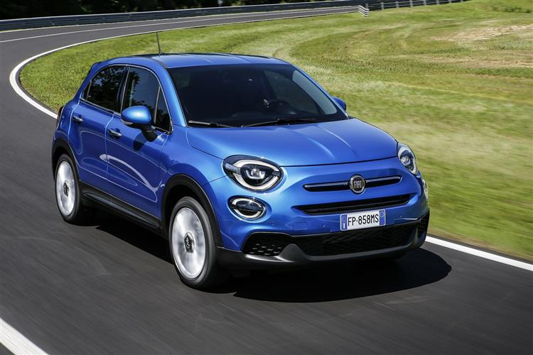Fiat 500X City Cross FireFly Turbo 1.3 DCT Auto 5dr image 2