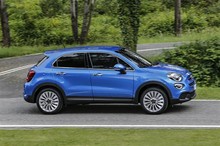 Fiat 500X Cross Plus FireFly Turbo 1.3 DCT Auto 5dr image 3 thumbnail