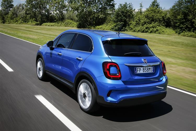 Fiat 500X City Cross FireFly Turbo 1.3 DCT Auto 5dr image 4