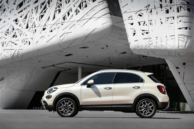 Fiat 500X Cross Plus FireFly Turbo 1.3 DCT Auto 5dr image 6 thumbnail