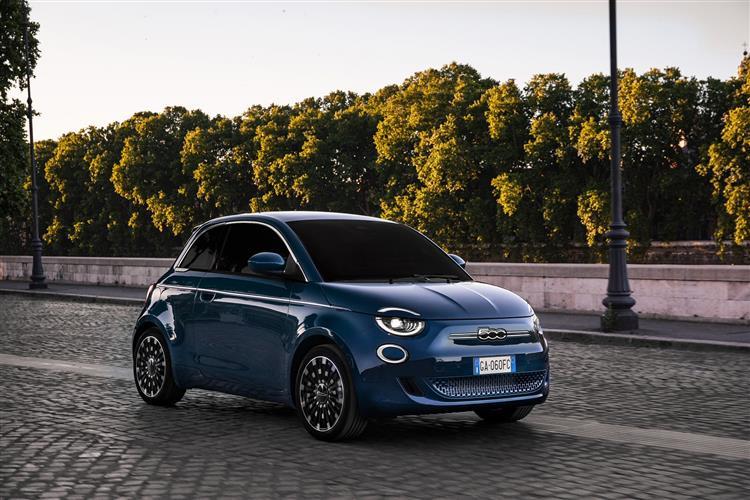 Fiat 500 1.0 Mild Hybrid Sport 3dr image 8