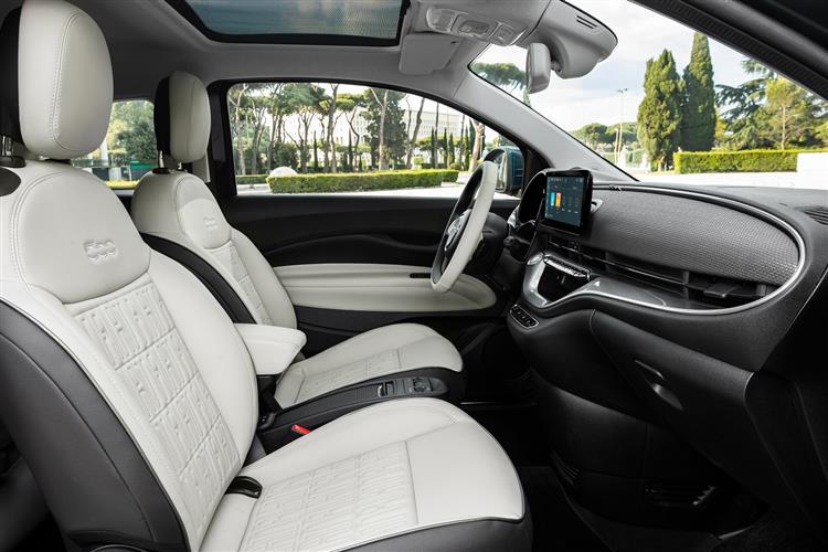 Fiat 500 1.0 Mild Hybrid Sport 3dr image 9