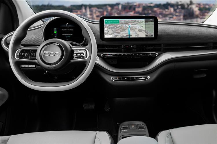 Fiat 500 1.0 Mild Hybrid Sport 3dr image 10