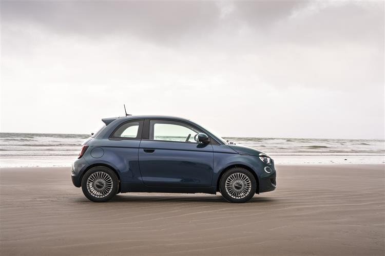 Fiat New 500-e - Available From £295 Advance Payment image 1
