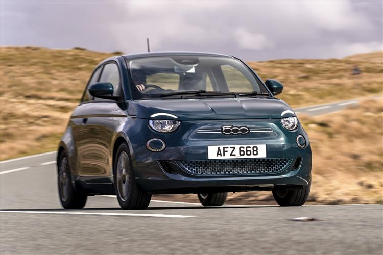Fiat New 500-e - Available From £295 Advance Payment image 3