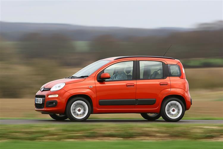 Fiat Panda 0.9 Twin Air 4x4 5dr image 8