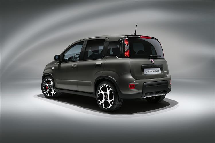 Fiat Panda 0.9 TwinAir 85 Cross 4x4 5 door Hatchback