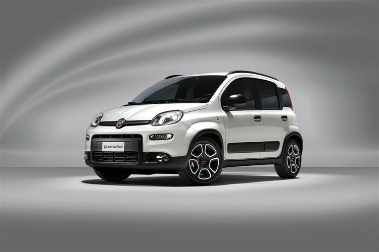 Fiat Panda 1.2 Waze 5dr image 2