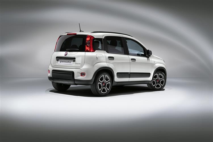 Fiat Panda 1.2 Waze 5dr image 3