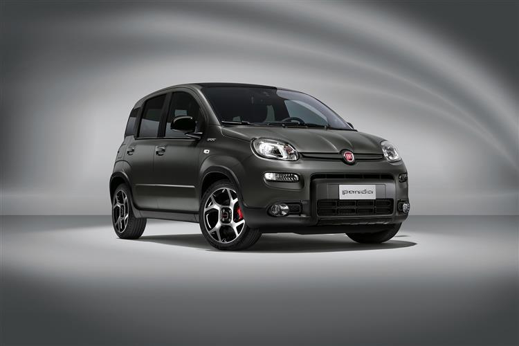 Fiat Panda 1.2 Waze 5dr image 4