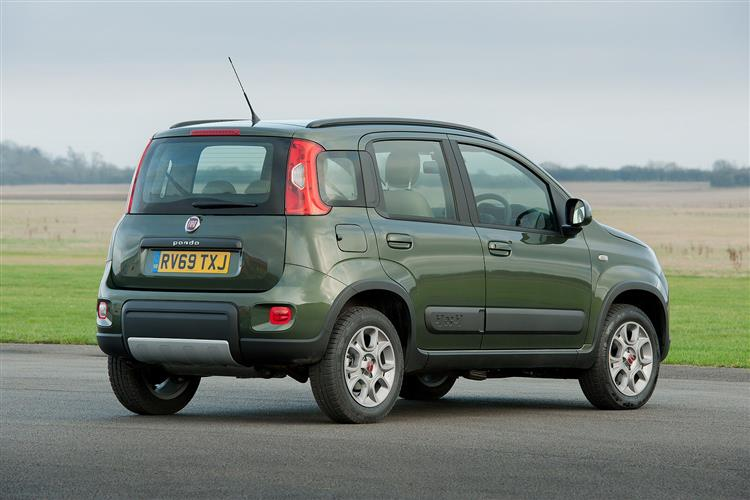 Fiat Panda 0.9 Cross 4x4 5dr image 2