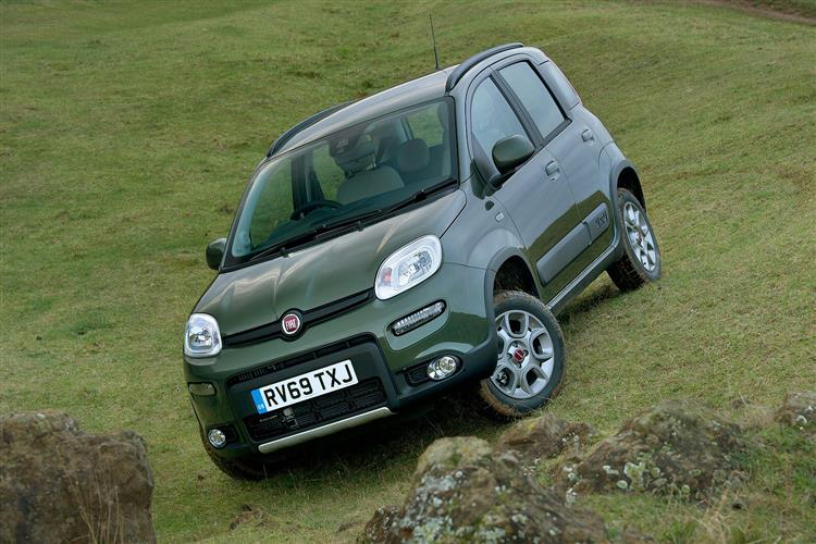 Fiat Panda 0.9 Cross 4x4 5dr image 3