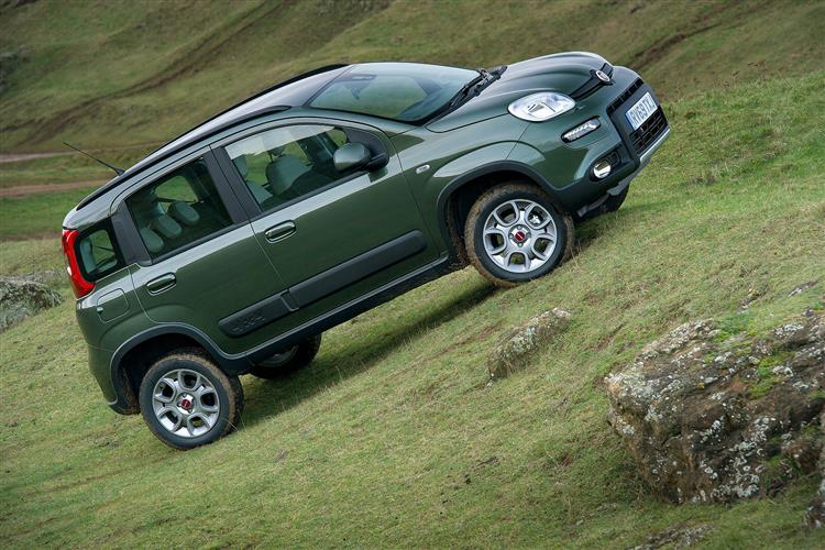 Fiat Panda 0.9 Cross 4x4 5dr image 4