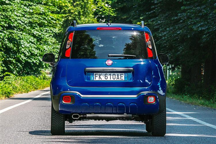 Fiat Panda 1.0 Mild Hybrid City Cross 5dr image 4