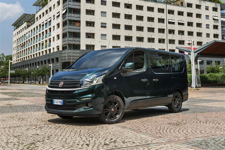 FIAT TALENTO 12 LWB DIESEL 2.0 Ecojet 170 SX Van