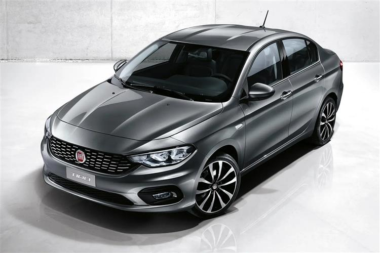 Fiat Tipo Saloon - 1.4 Easy 4dr image 2
