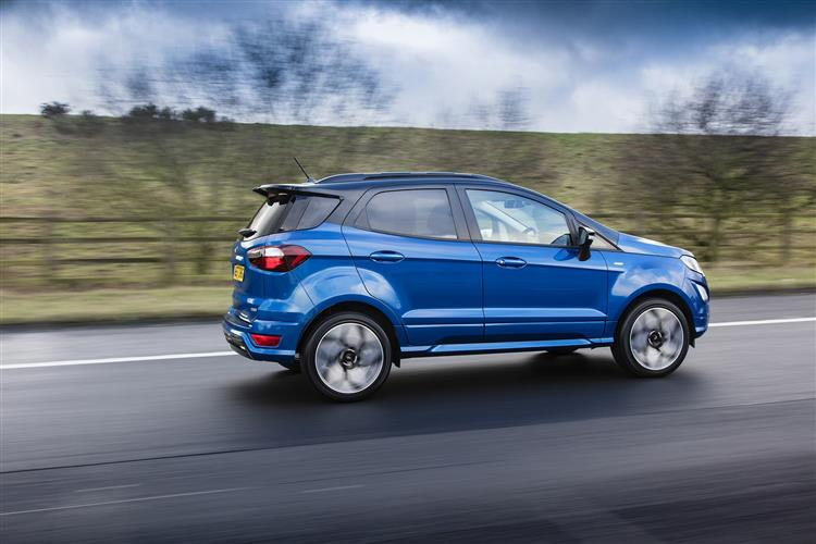 Ford EcoSport 1.0 EcoBoost 125PS Titanium 5dr image 4 thumbnail