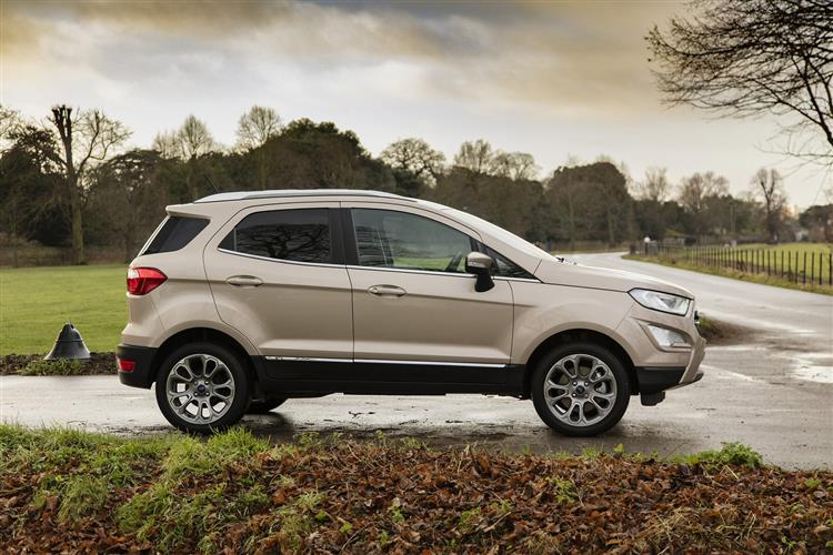 Ford EcoSport 1.0 EcoBoost 125PS Titanium 5dr image 7 thumbnail
