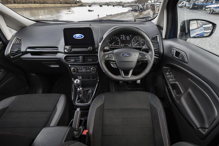 Ford EcoSport 1.5 EcoBlue 125 ST-Line 5dr image 13