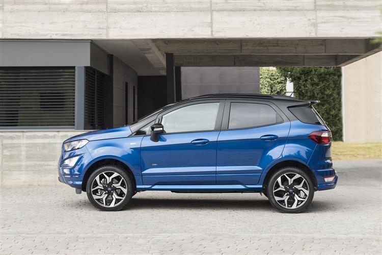 Ford EcoSport 1.0 EcoBoost 140 ST-Line 5dr Petrol Hatchback