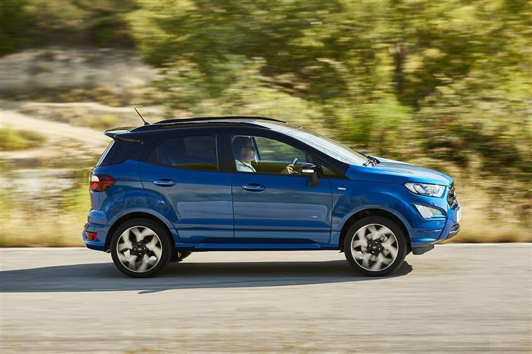 Ford EcoSport 1.0 EcoBoost 140PS ST Line 5dr image 4