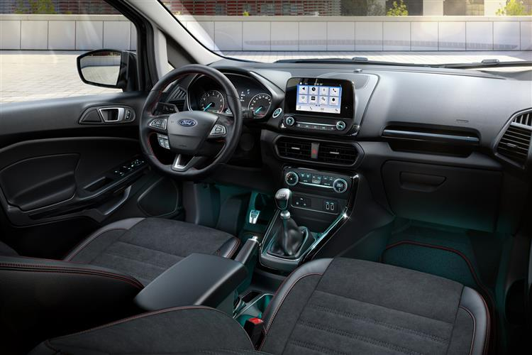 Ford EcoSport 1.0 EcoBoost 140PS ST Line 5dr image 7