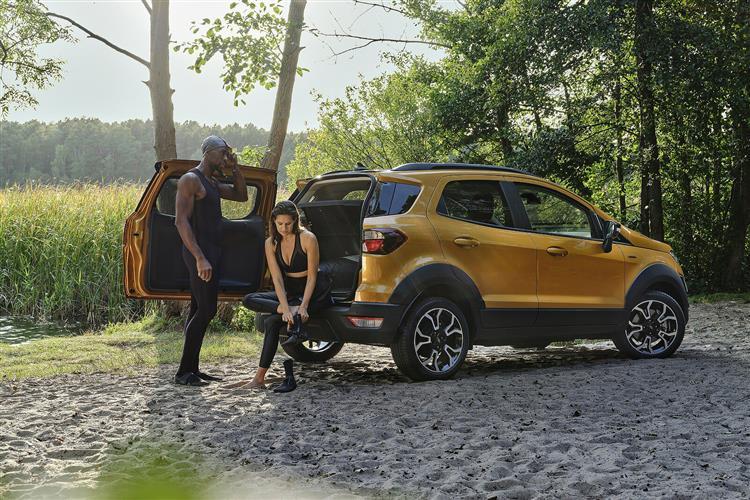 Ford EcoSport 1.0 EcoBoost 125 ST-Line Design 5dr Petrol Hatchback