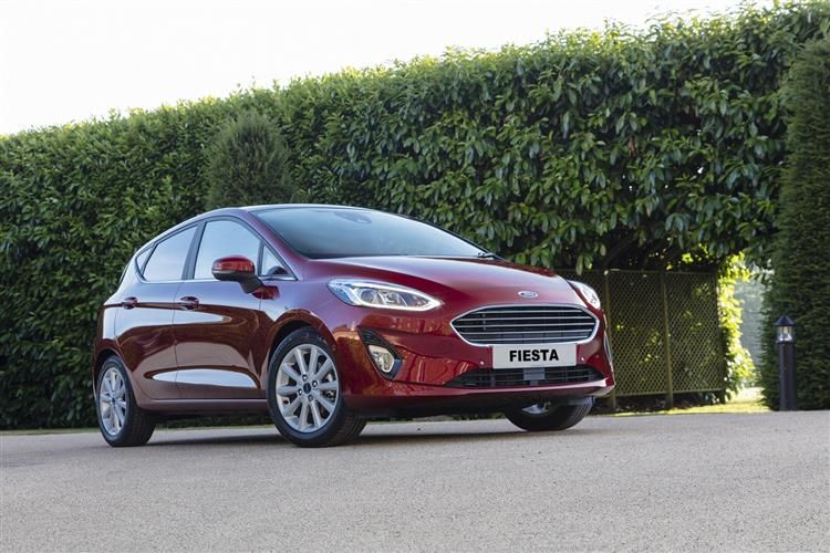 Ford Fiesta Trend 1.1 Ti-VCT 85PS 5dr image 2