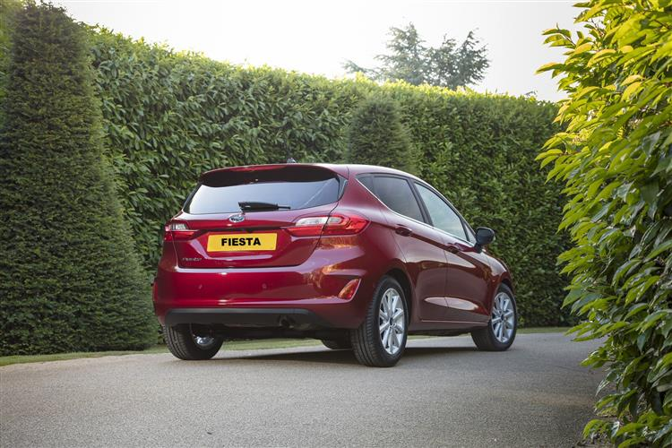 Ford Fiesta Trend 1.1 Ti-VCT 85PS 5dr image 3