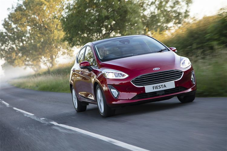 Ford Fiesta Trend 1.1 Ti-VCT 85PS 5dr image 4
