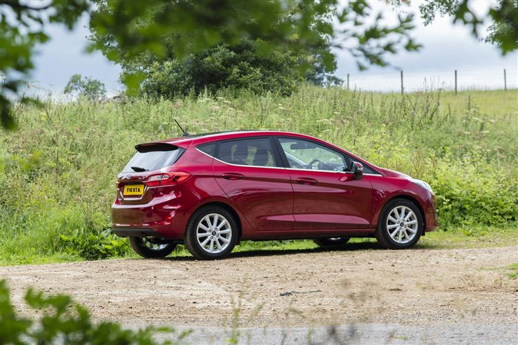 Ford Fiesta Trend 1.1 Ti-VCT 85PS 5dr image 5
