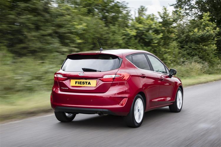 Ford Fiesta Trend 1.1 Ti-VCT 85PS 5dr image 6