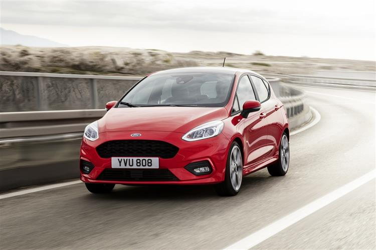 Ford Fiesta Trend 1.1 Ti-VCT 85PS 5dr image 7