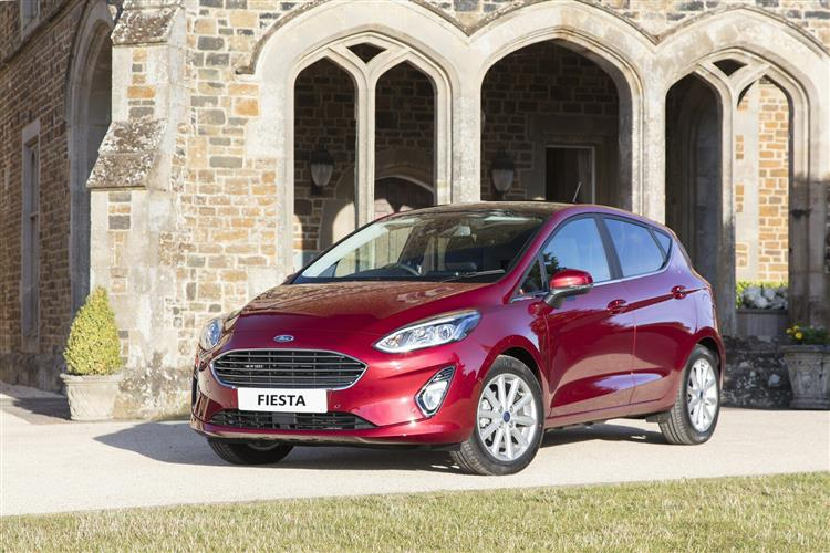 Ford Fiesta Trend 1.1 Ti-VCT 85PS 5dr image 10